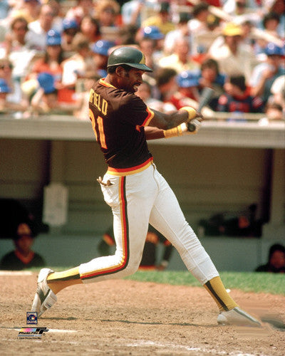 "Dave Winfield ""Slugger Classic"" (c.1978) San Diego Padres Premium Poster Print - Photofile Inc."