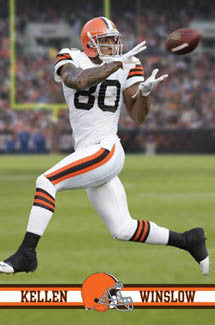 "Kellen Winslow ""Big Grab"" - Costacos 2008"