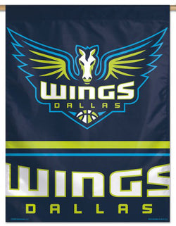 Dallas Wings Official WNBA Basketball Team Wall Banner - Wincraft Inc.