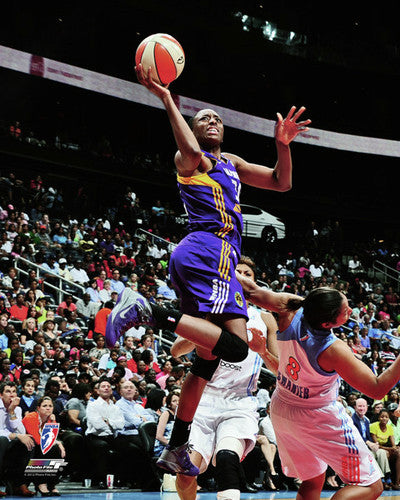 "Nneka Ogwumike ""Superstar"" WNBA L.A. Sparks Premium Poster Print - Photofile 16x20"