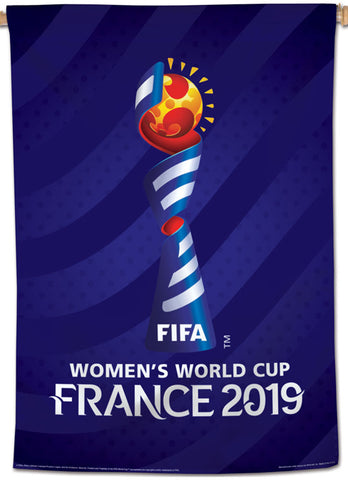 FIFA Women's World Cup 2019 France Official Event Banner - Wincraft Inc.