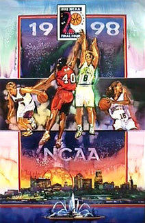 NCAA Women's Final Four (1998) - Action Images
