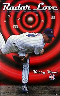 "Kerry Wood ""Rookie of the Year"" - Costacos 1998"