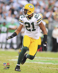 "Charles Woodson ""Intensity"" (2010) Green Bay Packers Premium Poster Print - Photofile 16x20"