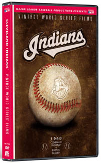 DVD: Cleveland Indians (1948 World Series, 1995 Feature)