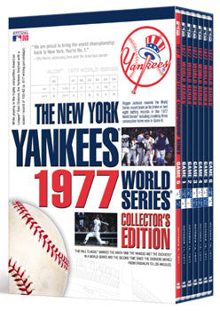 DVD Set: 1977 World Series Collector's Edition