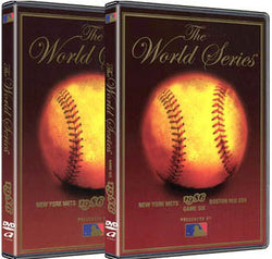 DVD: World Series 1986 2-Disc Set (Mets vs. Red Sox)