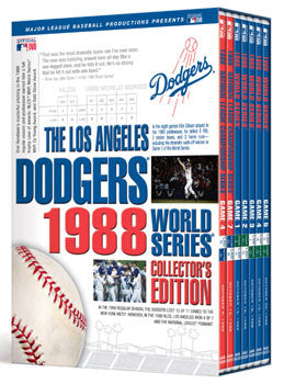 DVD Set: 1988 World Series Collector's Edition
