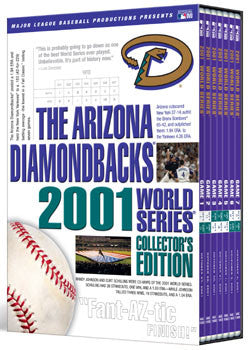 DVD Set: 2001 World Series Collector's Edition
