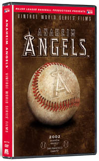 DVD: World Series 2002 (Angels vs. Giants)