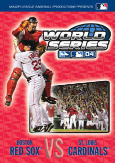 DVD: World Series 2004 (Red Sox vs. Cardinals)
