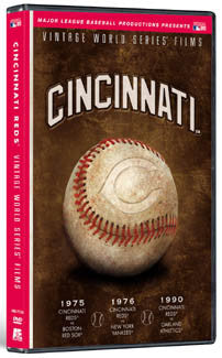 DVD: World Series 1975-1976-1990 (Cincinnati Reds)