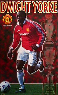 "Dwight Yorke ""Champion"" - Starline Inc. 1999"
