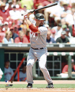 "Kevin Youkilis ""Slugger"" (2008) Boston Red Sox Premium Poster Print - Photofile 16x20"