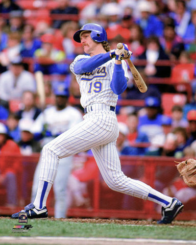 "Robin Yount ""Brewers Classic"" (c.1992) Premium Poster Print - Photofile Inc."