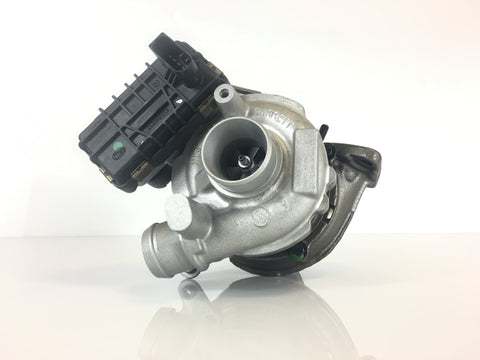752341 - S-Type, XJ - 2.7L D Replacement Turbocharger