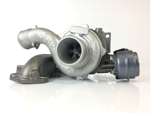 740080 - Astra, Stilo, Zafira, Vec - 1.9L D, 2.0L D Replacement Turbocharger