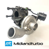 465187 - Fiesta - 1.6L P Replacement Turbocharger