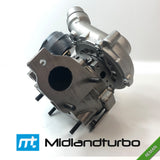 774833 - Qashqai, Koleos - 2.0L D Replacement Turbocharger
