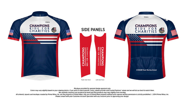 Champions Ride for Charities 2018