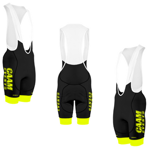 CAAM Events Bibs - Hi-Vis Yellow