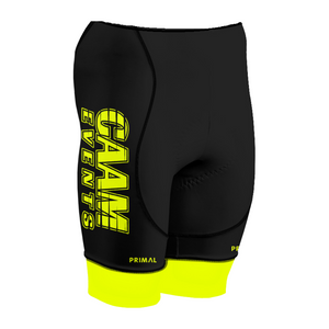 CAAM Events Shorts - Hi-Vis Yellow