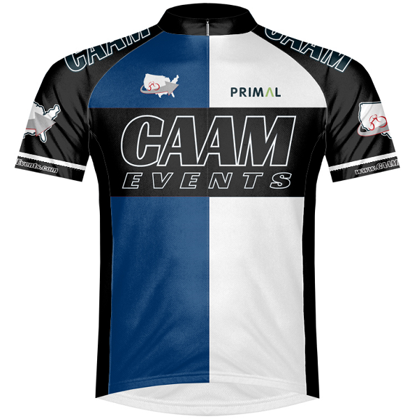 CAAM Events Jersey