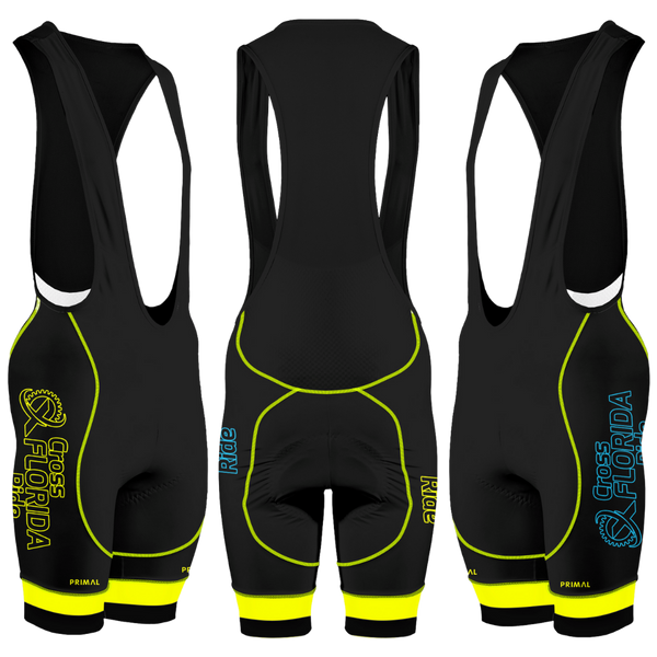 Cross Florida Ride Bibs 2020