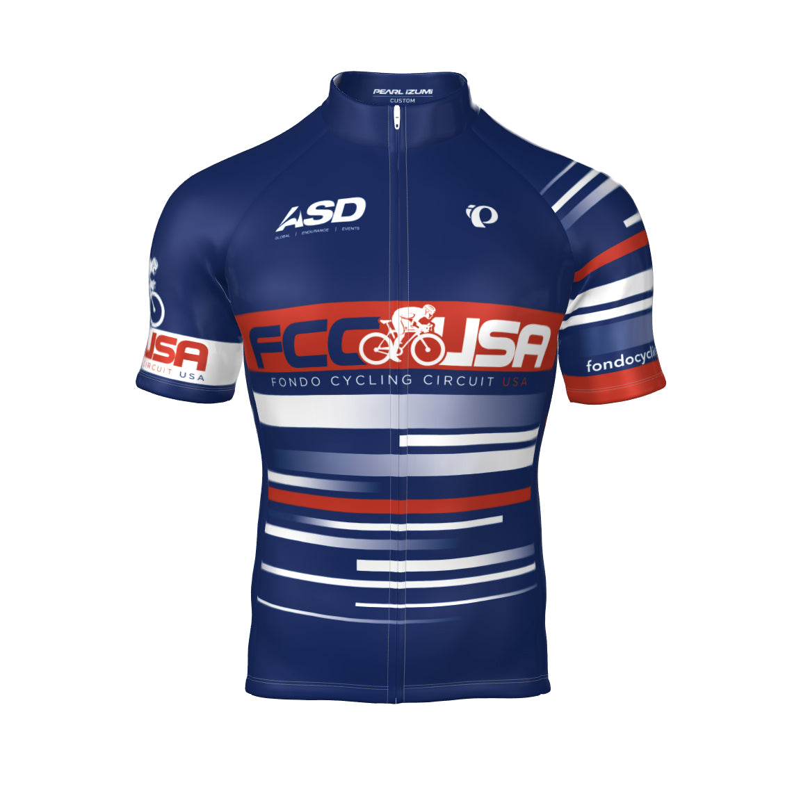 Fondo Cycling Circuit USA Jerseys