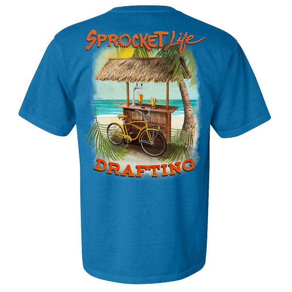 "Sprocket Life - ""Drafting"" Tee"