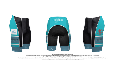 Velo Creek Cycling Club Shorts + Membership