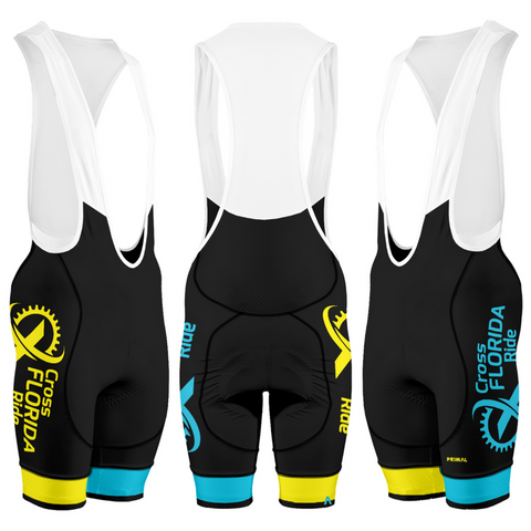 Cross Florida Ride Bibs