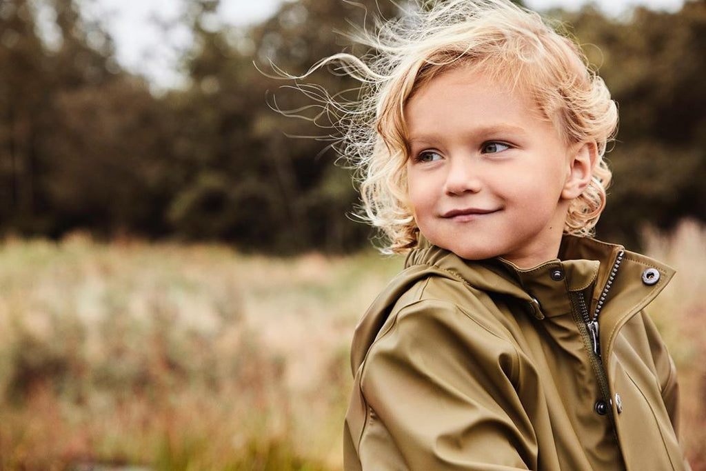 Kids' rainwear edit for autumn