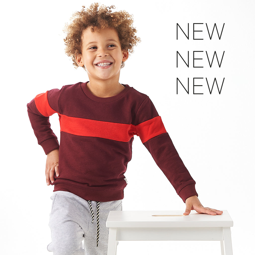 New autumn arrivals! Kit up the kids this season