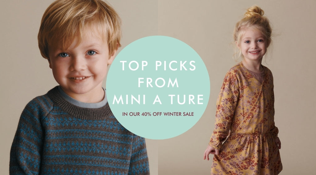 Top picks from MINI A TURE in the winter sale