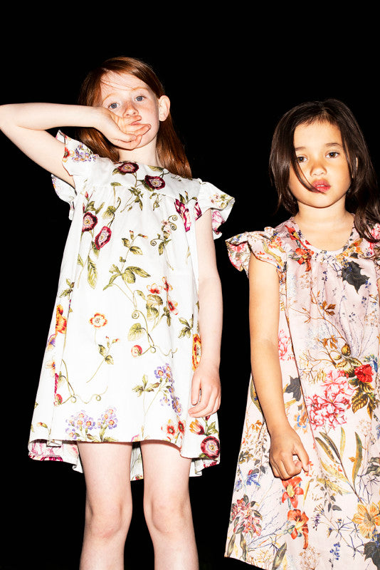 Girls' Floral Dresses: Christina Rohde SS20