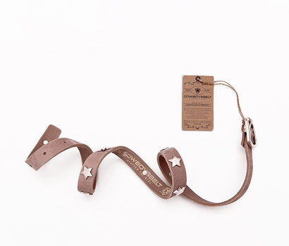 kids leather belts