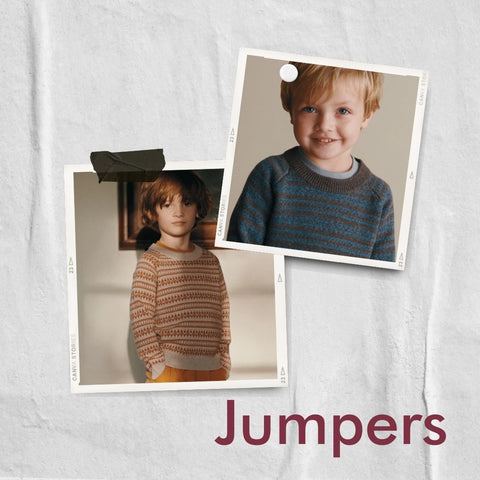 Jumpers from Mini A Ture