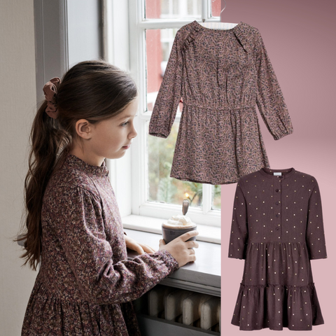 Half term essentials for kids- pretty dresses