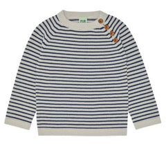 FUB wool striped jumper | Four Fairies And A Prince