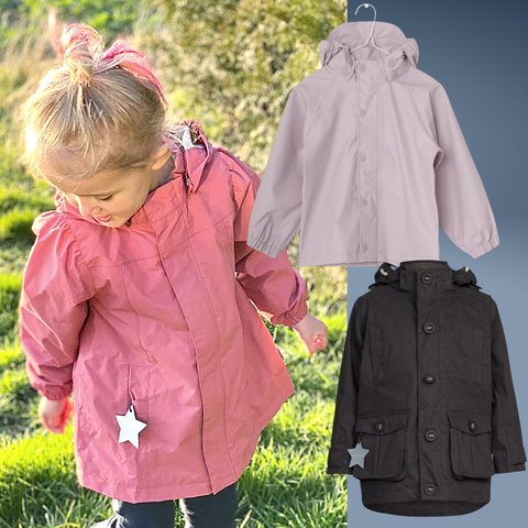 Autumn half term essentials- rainwear