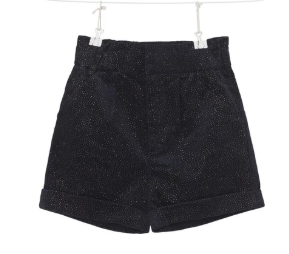MINI Q TURE party shorts