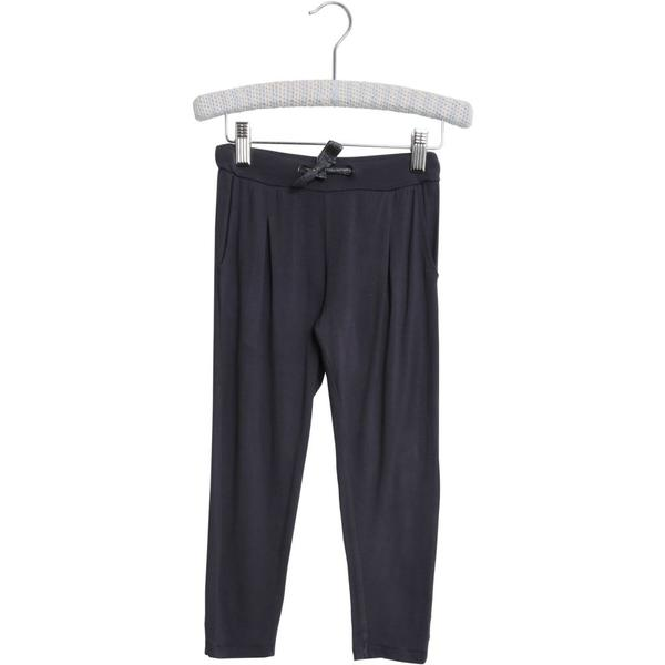 Wheat soft pants Abbie in midnight blue