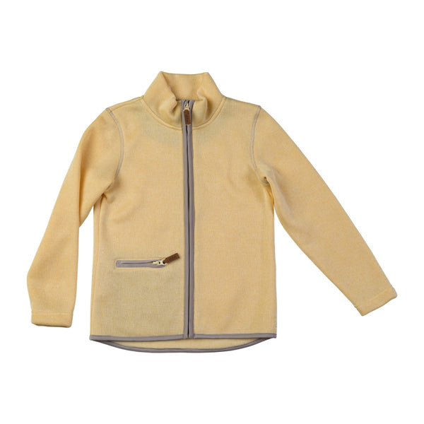 Ebbe fleece Kalla in yellow