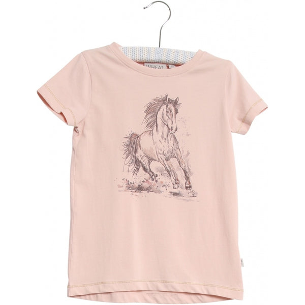 Wheat t-shirt Horse