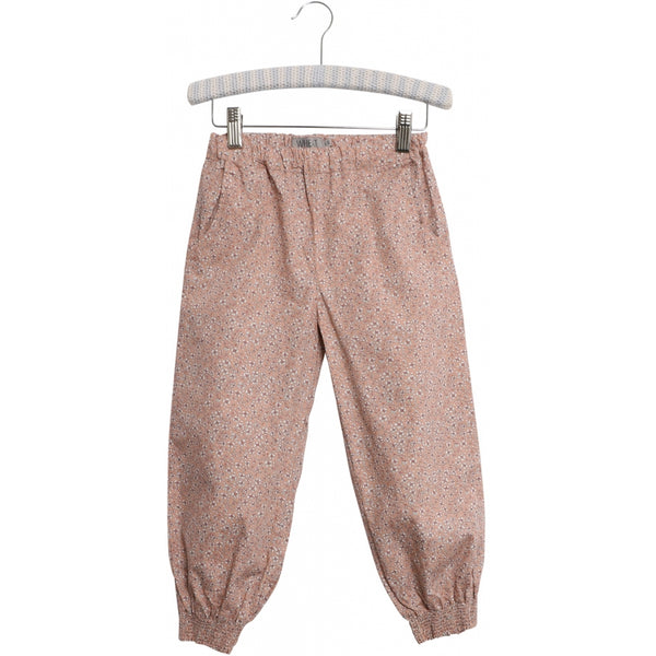Wheat trousers Sara in misty rose