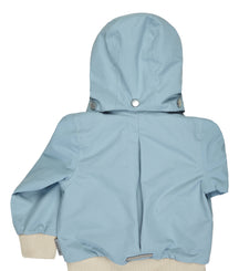 MINI A TURE spring coat Wilder in puff blue