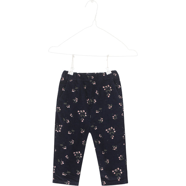 MINI A TURE trousers Alaia in sky captain blue