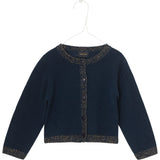 MINI Q TURE cardigan Addy in sky captain blue