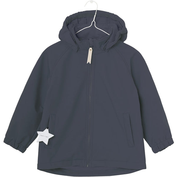 MINI A TURE jacket Aden in blue